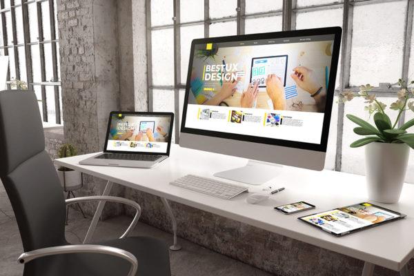 oneal design website development computer desk